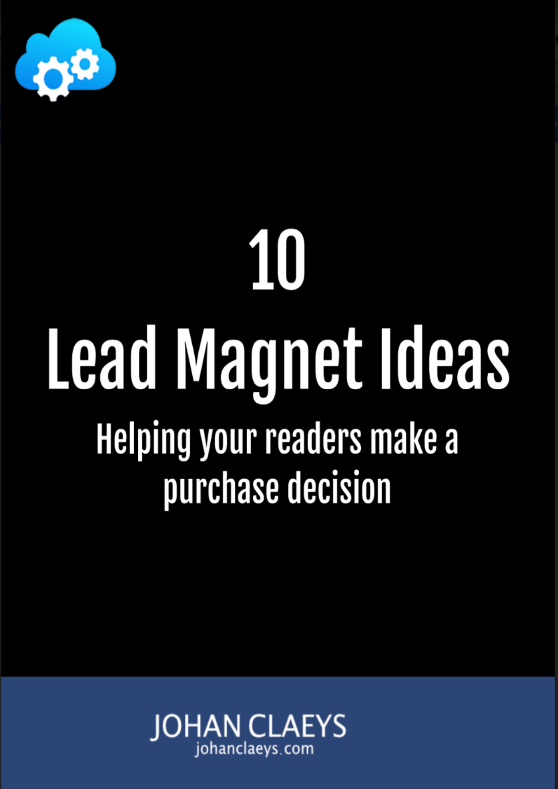 10 Lead Magnet Ideas