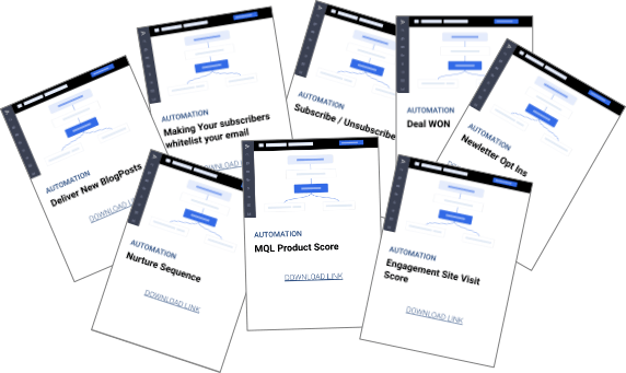 email marketing automation ideas collection