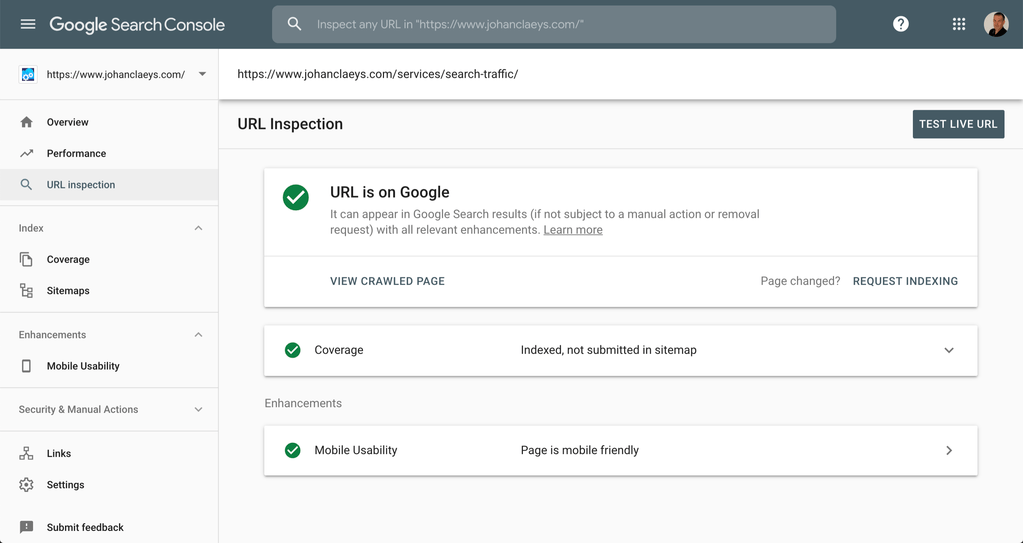 google-search-console-indexing