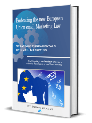 Embracing the new European Union email marketing Law (cover)