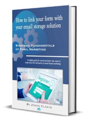 How to link your form with your email storage solution (cover)