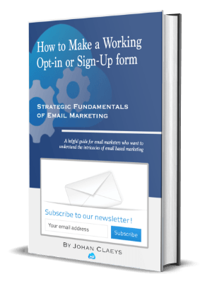 How to make a working opt-in or sign-up form (cover)
