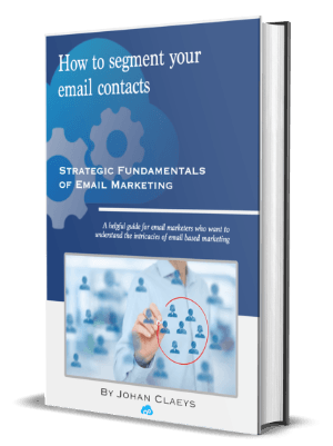 How to segment your email contacts (cover)
