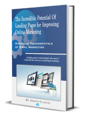 The Incredible Potential Of Landing Pages (cover)