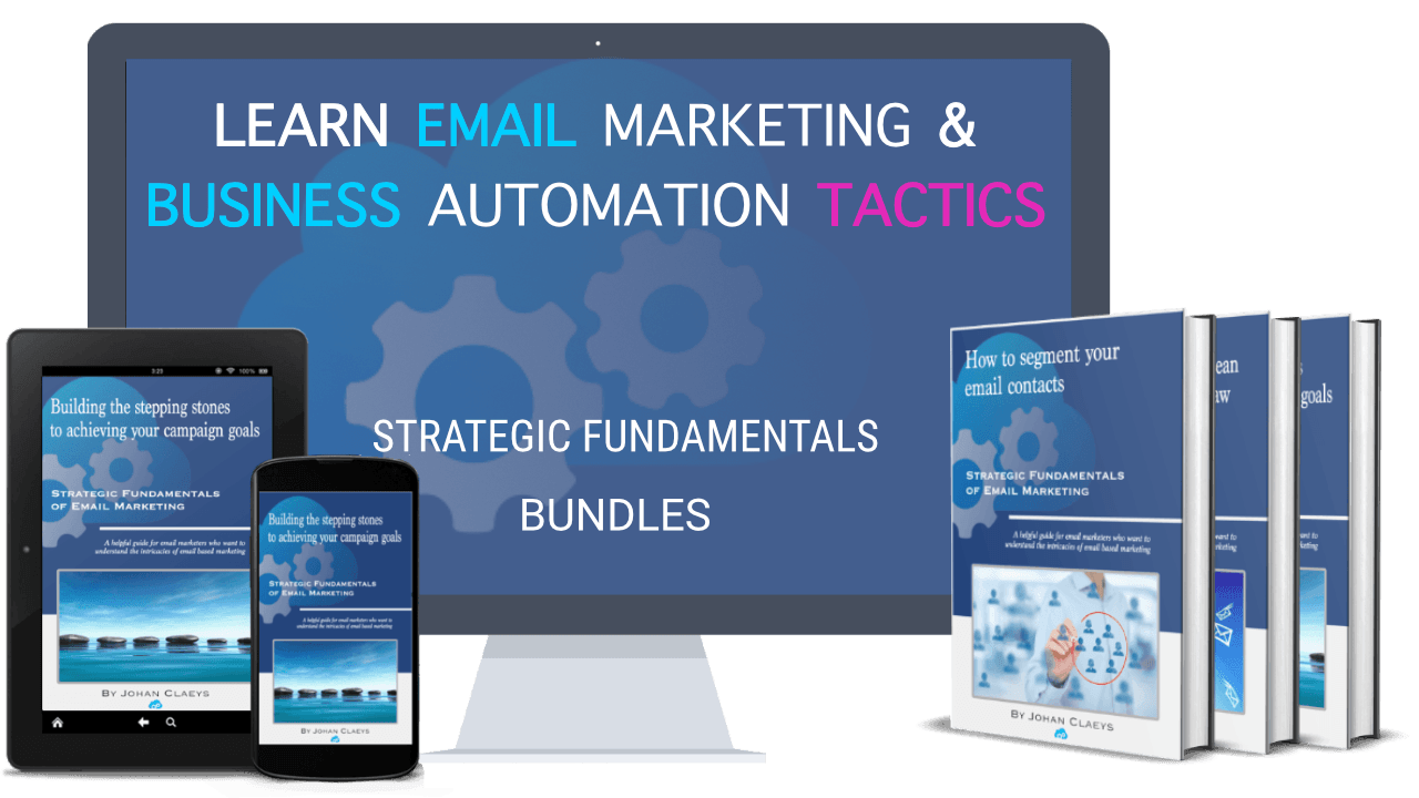 Email marketing business automation tactics